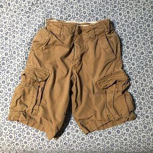 Gap boys cargo shorts 8 slim
